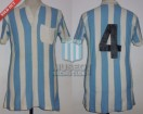 Racing Club - 1972 TM - Home - Ind. Lanus - Metro 72' SubCampeon - E. Wolff