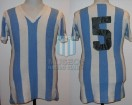 Racing Club - 1975 - Home - Uribarri - C. Squeo