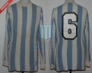 Racing Club - 1978 - Home - Uribarri - TM vs Velez - P. Mercedes C