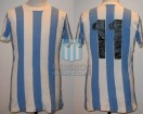 Racing Club - 1979 - Home - Uribarri - G. Calderon