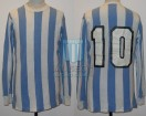Racing Club - 1979 TM - Home - Uribarri - Metro vs River - C. Lopez