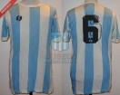 Racing Club - 1982 - Home - Sportlandia - J. Van Tuyne