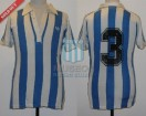 Racing Club - 1980 TM - Home - Adidas - 15ta vs Boca Jrs - R. Alonso