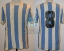 Racing Club - 1980 - Home - Uribarri - J. Barbas