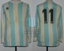 Racing Club - 1981 TM - Home - Sportlandia - 22da Fecha vs San Lorenzo - G. Calderon