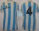 Racing Club - 1982 CV - Home - Sportlandia - Copa de Oro vs Boca Jrs. - E. Veloso
