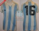 Racing Club - 1983 - Home - Adidas - L. Larrachado