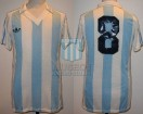 Racing Club - 1983 - Home - Adidas - C. Caldeiro