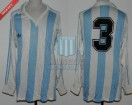 Racing Club - 1983 TV - Home - Adidas - TdeVeteranos - R. Diaz