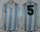 Racing Club - 1983 TV - Home - Adidas - TdeVeteranos - J. Rulli