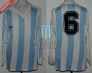 Racing Club - 1983 TV - Home - Adidas - TdeVeteranos - O. Martin