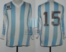 Racing Club - 1983 - Home - Nanque - Campeon Final Torneo Proyeccion 86' vs Newell's - J. Amulet