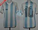 Racing Club - 1984 - Home - Adidas - M. Brindisi