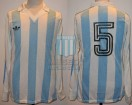 Racing Club - 1984 SD - Home - Adidas - Primera