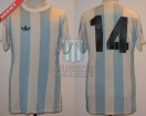 Racing Club - 1985 - Home - Adidas - H. Willener