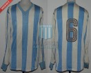 Racing Club - 1985 SD - Home - Adidas - G. Costas