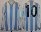 Racing Club - 1985 SD - Home - Adidas - 32da vs Atlanta - H. Attadia