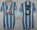Racing Club - 1985 SD - Home - Uribarri - Fides - Final Octogonal VTA vs Atlanta - N. Sicher