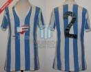Racing Club - 1985 SD - Home - Uribarri - Final Octogonal vs Atlanta - V. Longo