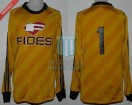 Racing Club - 1986/87 - GK - Adidas - Fides - E. Pogany