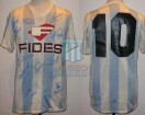Racing Club - 1986/87 - Home - Adidas - Fides - M. Colombatti