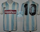 Racing Club - 1987/88 - Home - Adidas - Nashua - M. Colombatti