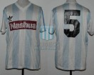 Racing Club - 1987/88 - Home - Adidas - Nashua - M. Ludueña