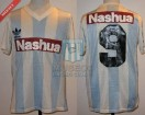 Racing Club - 1987/88 - Home - Adidas - Nashua - J. Iglesias