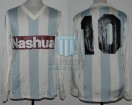 Racing Club - 1988/89 - Home - Adidas - Nashua - M. Colombatti