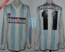 Racing Club - 1988/89 - Home - Adidas - Nashua - W. Fernandez