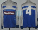 Racing Club - 1988 LG - Away - Adidas - Nashua - Liguilla IDA vs San Lorenzo - H. Perez