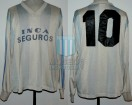 Racing Club - 1989/90 - Home - Adidas - Inca Seguros - H. Perez