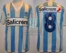 Racing Club - 1990 AP - Home - Adidas - Salicrem - H. Lamadrid