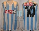 Racing Club - 1991 AP - Home - Adidas - Rosamonte - R. Paz