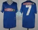 Racing Club - 1991 AP - Away - Adidas - Rosamonte - 19na Fecha vs Dep. Español - C. Garcia