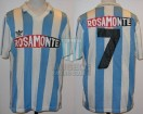 Racing Club - 1993 CL - Home - Adidas - Rosamonte - C. Garcia