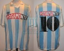 Racing Club - 1992 AP - Home - Adidas - Rosamonte - 16ta Fecha vs Boca Juniors - R. Paz