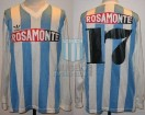 Racing Club - 1992 SC - Home - Adidas - Rosamonte - 1ra Fase vs Independiente - A. Allegue