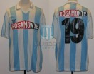 Racing Club - 1992 SC - Home - Adidas - Rosamonte - Final vs Cruzeiro - G. Guendulain