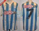 Racing Club - 1994 CL - Home - Adidas - Rosamonte - Firmada - C. Garcia