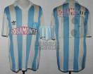 Racing Club - 1993 AP - Home - Adidas - Rosamonte - Torneo Apertura - J. Distefano