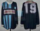 Racing Club - 1994 SC - Away - Adidas - Multicanal - OF Supercopa IDA vs Gremio - M. Saralegui