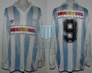 Racing Club - 1994 AP - Home - Adidas - Multicanal - C. Lopez
