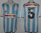 Racing Club - 1994 AP - Home - Adidas - Multicanal - Torneo Apertura - E. Struway