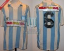Racing Club - 1994 AP - Home - Adidas - Multicanal - G. Costas