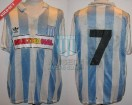 Racing Club - 1994 AP - Home - Adidas - Multicanal - C. Garcia