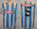 Racing Club - 1994 CL - Home - Adidas - Rosamonte - 8va Fecha vs Independiente - A. Allegue