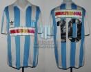 Racing Club - 1994 AP - Home - Adidas - Multicanal - Torneo Apertura - J. Albornoz