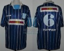 Racing Club - 1995 AP - Away - Topper - Multicanal - 12da Fecha vs Huracan - C. Galvan