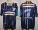 Racing Club - 1995 AP - Away - Topper -  Multicanal - 12da Fecha vs Huracan - M. Delgado